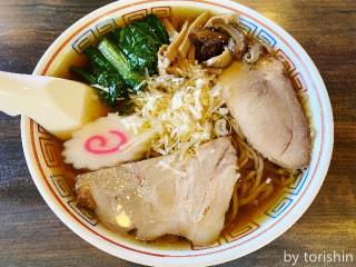 「ぼけぼうし」長崎県産焼あごを使ったラーメンを食べてみました